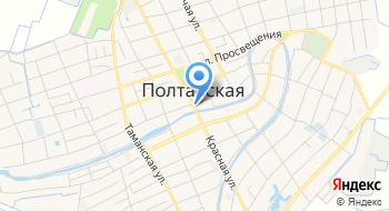 Отдел Казначейского Контроля Администрации Красноармейского района, МУ на карте