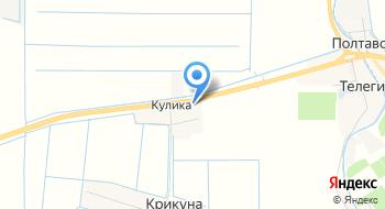 Форклифт на карте