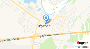 Спортивный клуб Обухово на карте