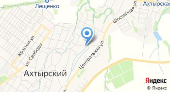 Кузьменко В.А.,КХ на карте