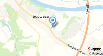 Бёкманн на карте