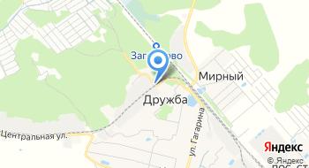 Раменский комбинат хлебопродуктов им. В.Я. Печенова на карте