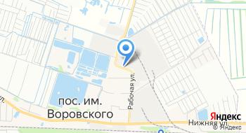 Интернет-магазин Инспект, пункт выдачи на карте
