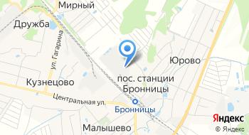ВтортехПроект на карте