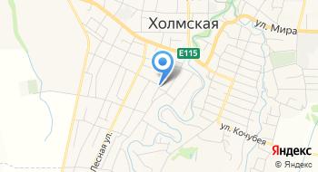 Нотариус Воробьева С.М. на карте