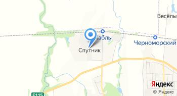 Черноморский завод ЖБИ на карте