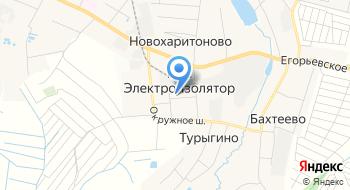 Раменское управление ЗАГС отдел №1 пос. Электроизолятор на карте