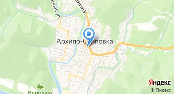 Кондратьева И.М. на карте