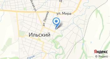 Белкрас-М на карте