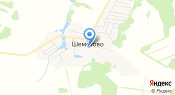 Шеметовский Фельдшерско-Акушерский Медпункт на карте