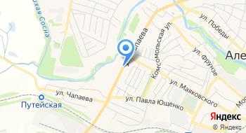 Районная Теплосетевая Компания на карте