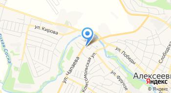Адвокатский кабинет Шаповаловой Н.В. на карте