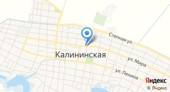 Ростехнадзор, Северо-Кавказское управление, межрегиональный отдел по надзору за оборудованием, работающими под давлением на карте