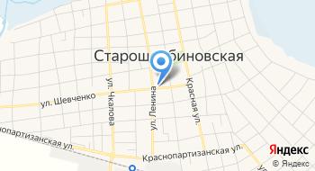 УФК по Краснодарскому краю, отделение №9 на карте