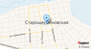 МБОУ ДОД Детско-юношеская спортивная школа на карте