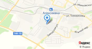 РЭО ГИБДД Омвд России по Алексеевскому району и г. Алексеевке на карте