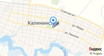 Земельный центр Калининский, МУП на карте