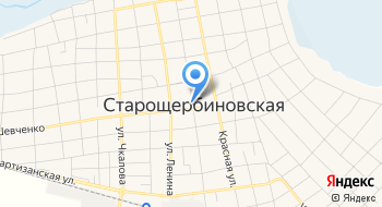 Отделение Управления Федеральной Миграционной Службы России по Краснодарскому краю на карте