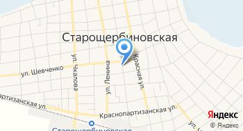 Такси Вика на карте