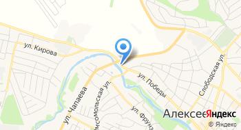 МФЦ Алексеевского района на карте