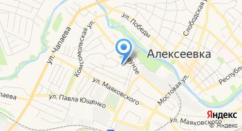 Торговый Двор Алексеевский на карте