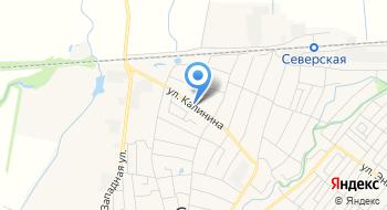 Дубовой А.В., ИП на карте