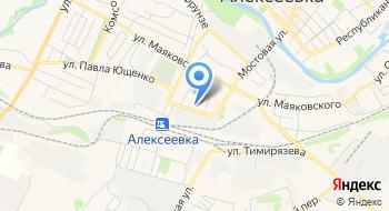 Гостиница Красный Подсолнух на карте