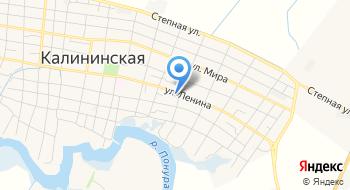 Славянский Торговый центр на карте