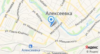 Эфко на карте