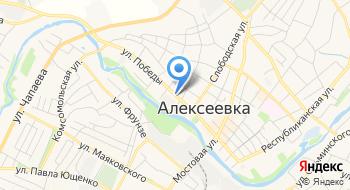 Алексеевский Агротехнический Техникум на карте