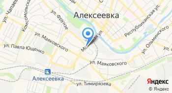 Баня На Мостовой на карте