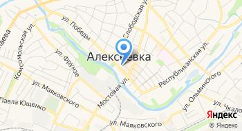 Алексеевский колледж на карте