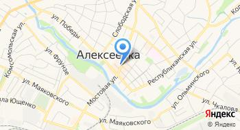 Белгородский Государственный Национальный Исследовательский университет на карте