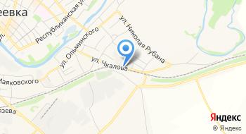 Отделение почтовой связи Алексеевка 309853 на карте