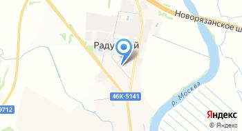 Арктик ГАЗ Сервис на карте