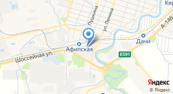 Цеппелин Русланд на карте