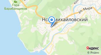 Родильное отделение Районной Больницы, МУЗ на карте