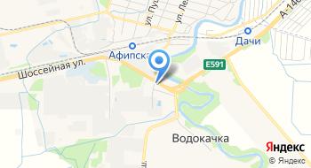 Медицинский центр Афипский на карте