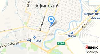 Cezam на карте