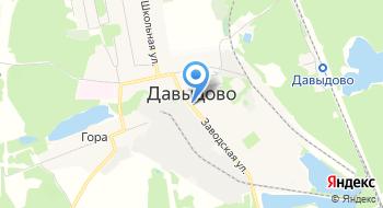 Давыдовская Районная больница Патолого-анатомическое отд на карте