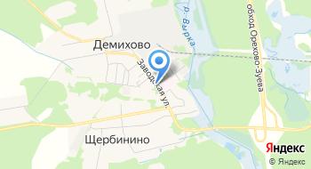 Демиховский машиностроительный завод на карте