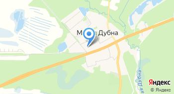 Рена Москва на карте