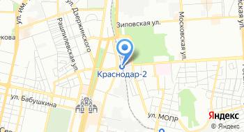 ПФ Кубаньгазгеофизика на карте