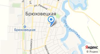 Земельная Кадастровая Палата, ФГУ на карте