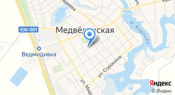 Акватор Альянс на карте