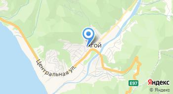 Фотограф Николай Сусь на карте