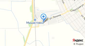 Метком на карте