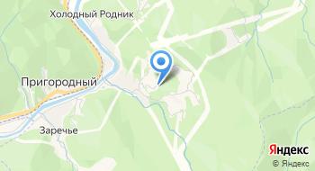 Очистные Сооружения Канализации, Водоканал, ЖКХ, МУП на карте