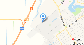 МБУЗ ЦРБ Динского района Родильный дом на карте