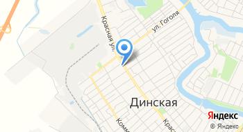 Женская Консультация, Районная, МУЗ на карте